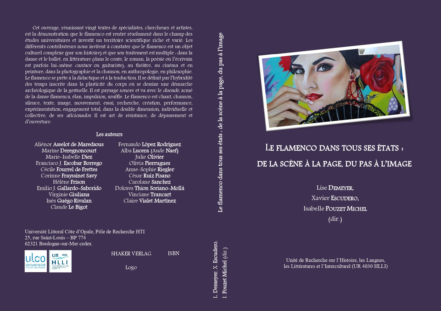 Actes d'un colloque sur le flamenco